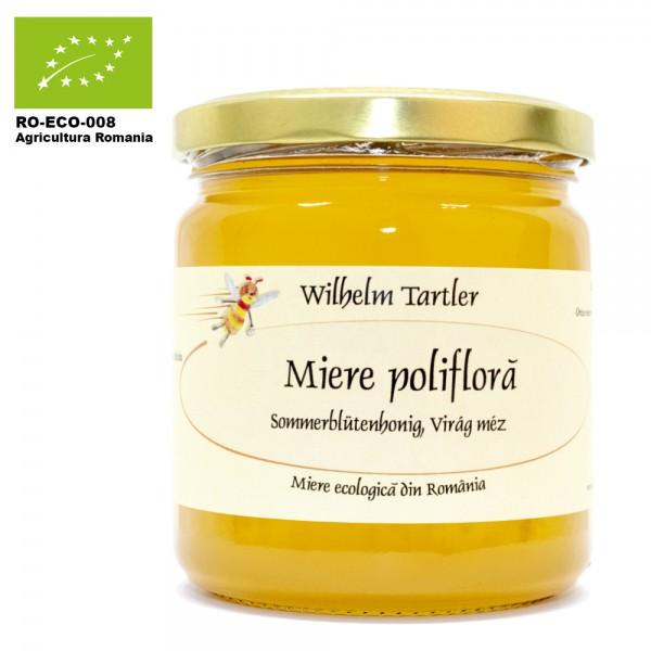 Miere polifloră 500g